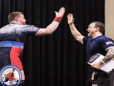 Powerlifting Coaching