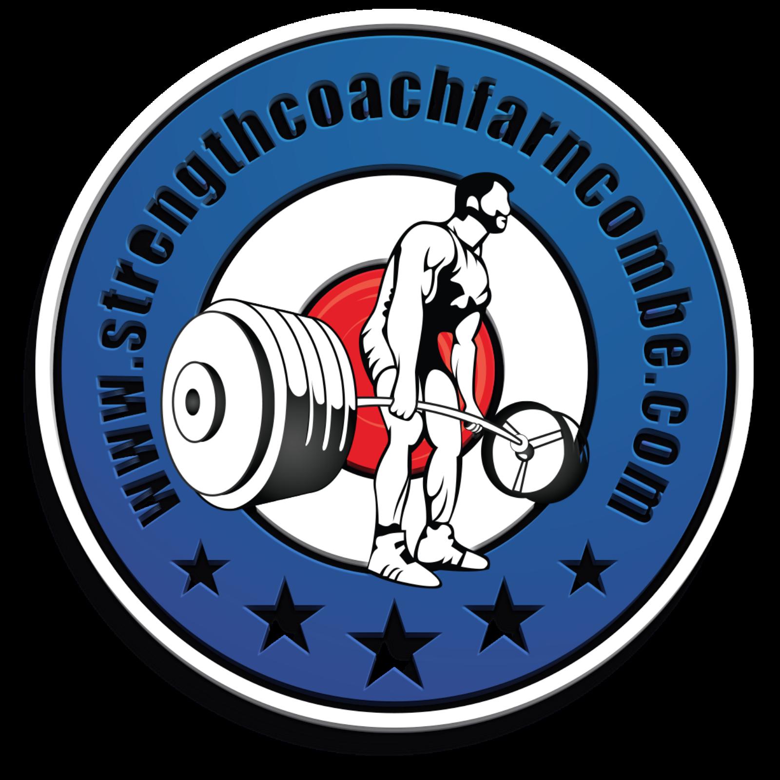StrengthCoachFarncombe Logo