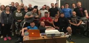 Powerlifting and Stength Training Seminar